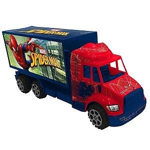 Caminhão de Fricção Homem Aranha - Etitoys