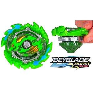Beyblade Burst Gt / Rise - Ace Dragon D5 Hasbro Com Lançador