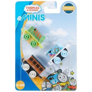 Thomas & Friends - Minis Locomotivas - Mattel