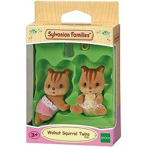 Gêmeos Esquilo - Sylvanian Families