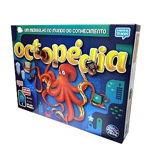 Jogo Octopedia Top Line - Pais & Filhos