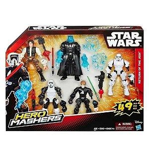 Hero Mashers Star Wars O Retorno Do Jedi
