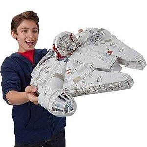Veículo Star Wars Nave Han Sol Millenium Falcon - Hasbro