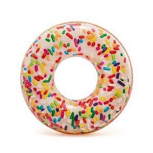 Bóia Inflável Donut Granulado - Intex