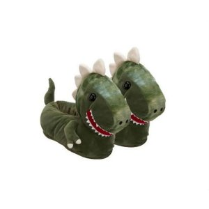 Pantufa 3d Dinossauro 37/39 Ricsen
