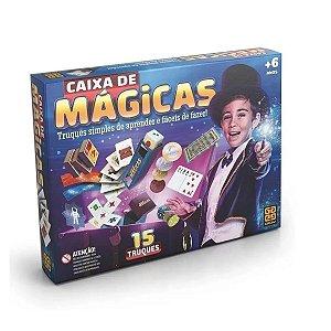 Jogo Caixa De Mágicas