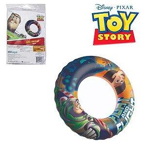 Boia Inflável De Cintura Infantil Toy Story