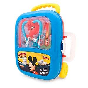 Kit Médico Maleta Mickey - Toyng