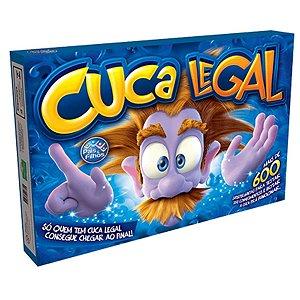 Jogo Cuca Legal 600 Perguntas
