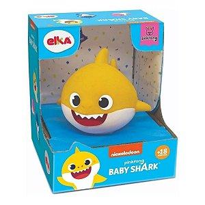 Boneco Baby Shark Macio - Elka