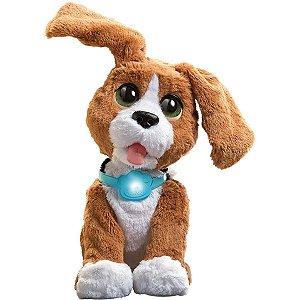 Fur Real Bibo Beagle O Cachorro Tagarela