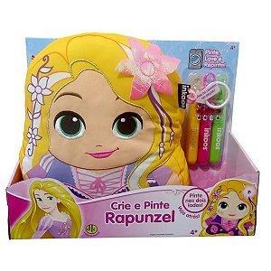 Crie E Pinte Rapunzel
