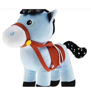 Cavalo Kelly Xerife Do Oeste Em Pelúcia