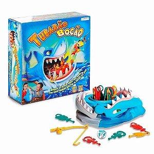 Jogo Tubarão Bocão Multikids