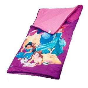 Saco De Dormir Infantil Princesa