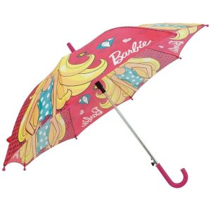 Guarda Chuva Infantil Barbie