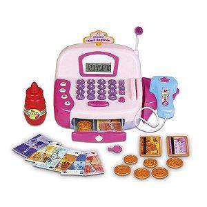 Caixa Registradora Princesas Mágicas -  Zoop Toys