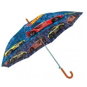 Guarda Chuva Infantil Hot Wheels
