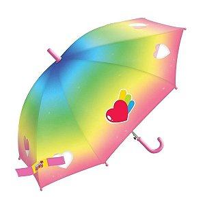 Guarda Chuva Rainbow Ruby