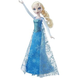Boneca Frozen Musical Lights Elsa - Hasbro