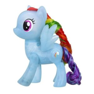 Rainbow Dash Amizade Brilhante My Little Pony - Hasbro