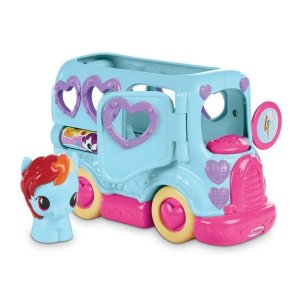 Conjunto My Little Pony Playskool Onibus - Hasbro