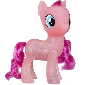 Pinkie Pie Amizade Brilhante My Little Pony - Hasbro