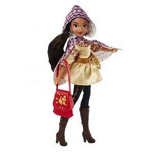 Boneca Princesas Elena Aventureira Luxo - Hasbro