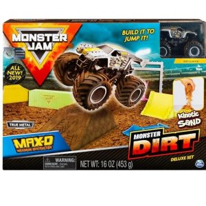 Monster Jam Playset Maximum Destruction Monster Dirt - Sunny 2024