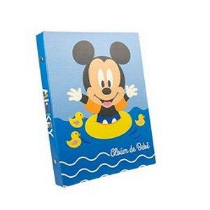 Álbum De Bebê Mickey 40 Fotos