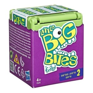 Little Big Bites Serie 2 Figura Surpresa - Hasbro