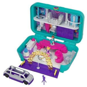 Polly Pocket Conjunto Festa
