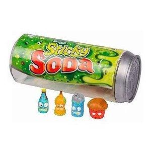 The Grossery Gang Sticky Soda Lata - Dtc