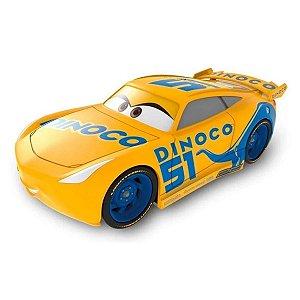 Carrinho De Fricção Carros 3 - Relâmpago McQueen - Toyng