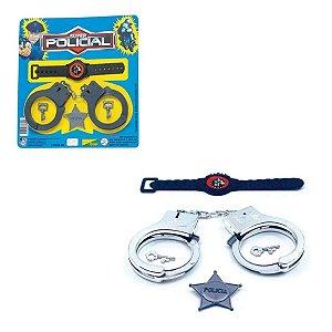 Kit Super Policial - Pica pau