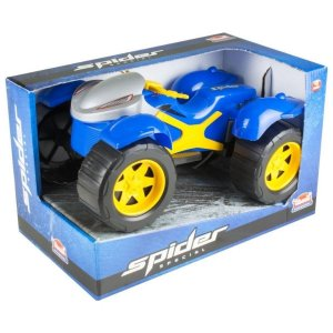 Super Brinquedo Quadriciclo Spider Special - Usual Brinquedos