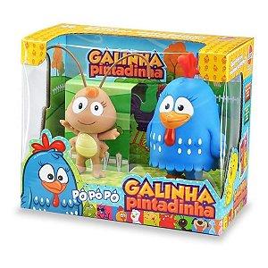 Coleção Bonecos De Vinil Galinha Pintadinha