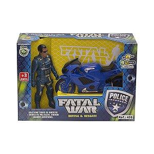 Fatal War Polícia