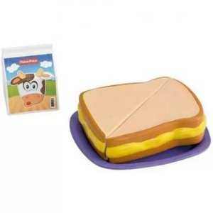 Fisher Price Hora do Lanche - Mattel - Fisher Price- Mattel