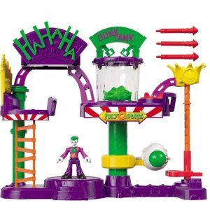 Imaginext Fábrica De Risadas Do Coringa