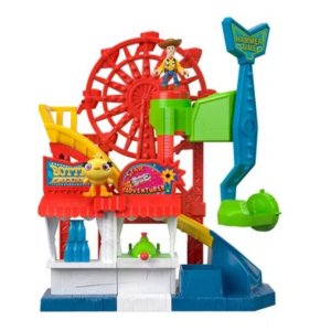 Imaginext Parque Divertido Toy Story