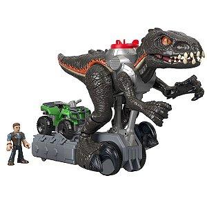 Imaginext Indoraptor Motorizado
