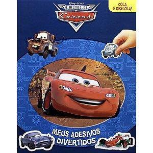 O Mundo de Carros - Coleção Disney Meus Adesivos Divertidos