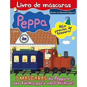 Peppa Pig: Livro de Máscaras