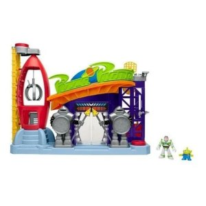Imaginext Planeta Da Pizza Toy Story