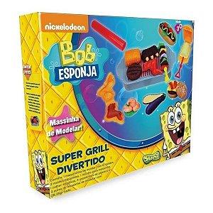Massinha Bob Esponja Super Grill - Sunny