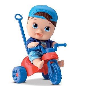Little Dolls Playground Triciclo Menino
