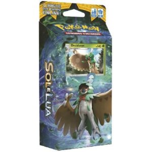 Pokémon Deck 60 Cartas Sol e Lua Sombria Floresta