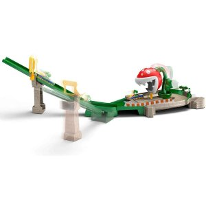 Mario kart Circuito Rampa Da Piranha