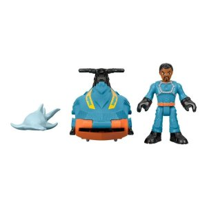 Patrulha do Tubarão Imaginext  - Reef Diver - Mattel